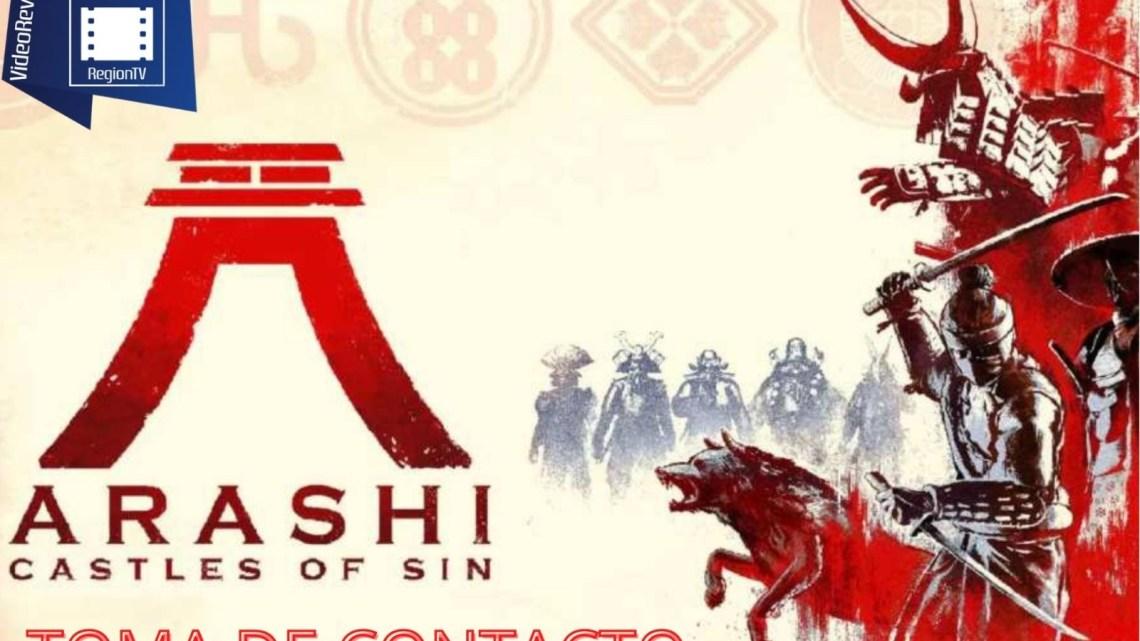 Toma de Contacto   Arashi: Castles of Sin
