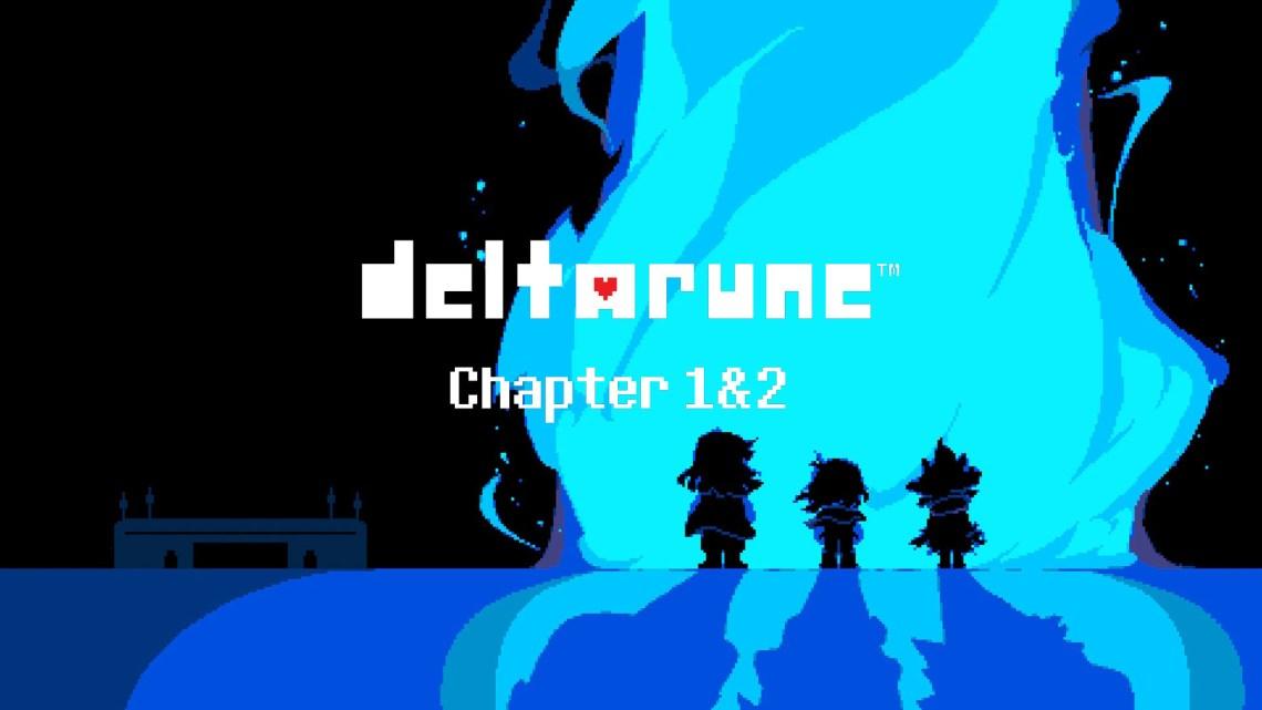 Deltarune Chapter 1&2 ya disponible de forma gratuita para PS4 y Switch
