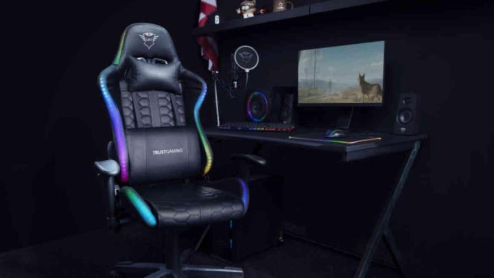 """Trust selecciona las mejores sillas gaming para estrenar con la """"vuelta al cole"""""""