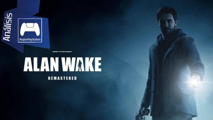 Análisis   Alan Wake Remastered