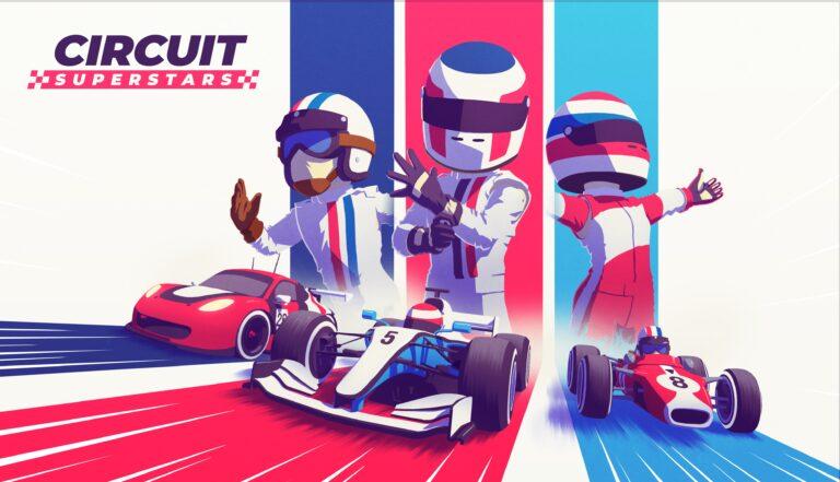 Circuit Superstars estrena nuevo tráiler