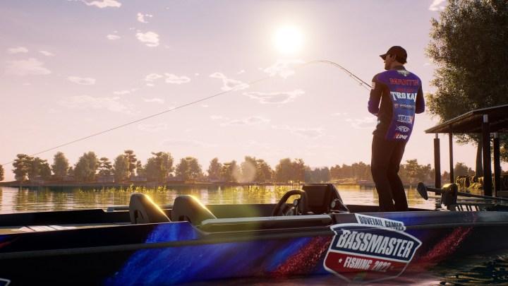 Bassmaster Fishing 2022 llegará en formato físico para PlayStation 4 y PlayStation 5