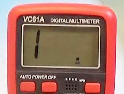 Ev ve araba için hangi multimetre seçileceğine dikkat edin