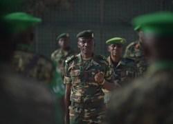 Burundi Chief of Defence Forces visits Somalia