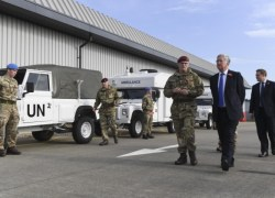 UK field hospital in South Sudan fully operational