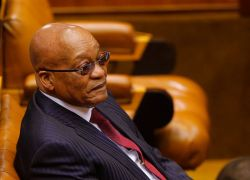 President Zuma in Germany to Attend the G20 Leaders' Summit