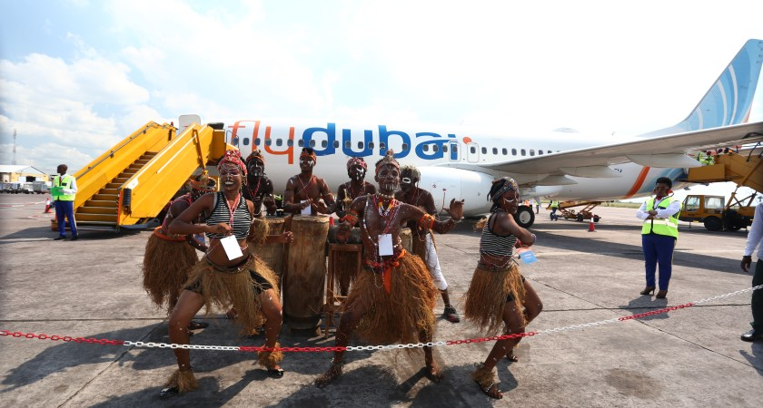 Flydubai launches daily flights to Kinshasa with enroute stop in Entebbe