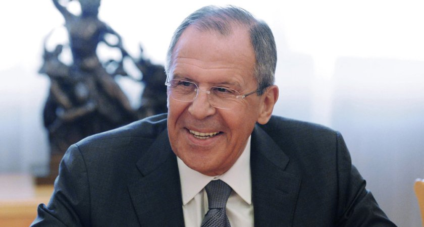 Russia Foreign Minister Sergey Lavrov's visit to Rwanda