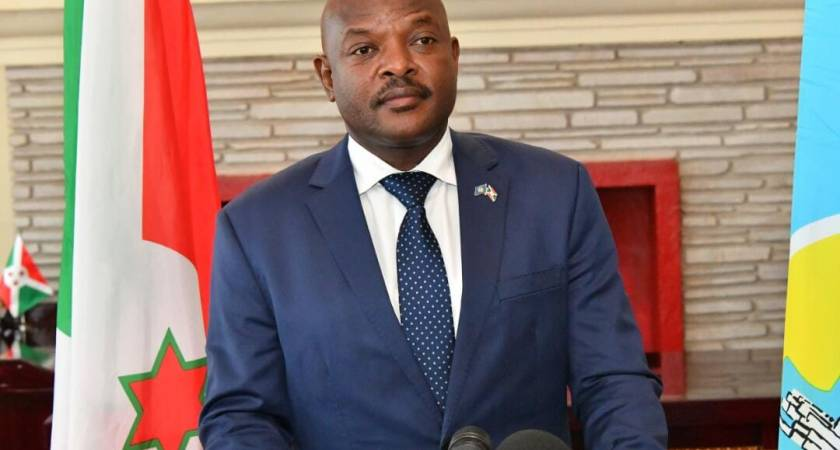 Burundi:Highlights of President's address on the occasion of the third anniversary of his re-election