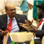 South Sudan's parties sign a conclusive agreement on peace, security and governance