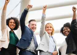 5 rules young leaders should follow to build a successful business.