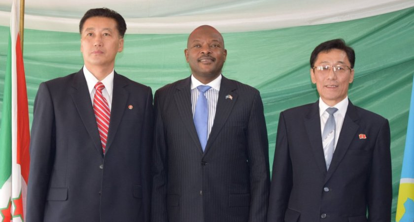 Burundi-Diplomacy:The Head of State received the dipolmatic credentials of 10 new ambassadors.