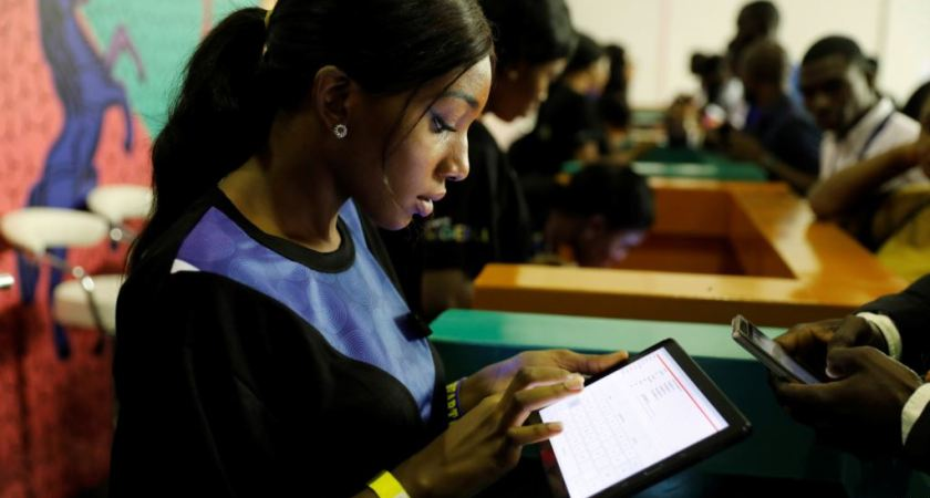ITU: More Than Half of the World's Population Using Internet, as Africa is taking the leap.