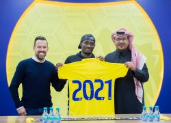 Sport|Cédric AMISSI has renewed his Contract with AL TAAWOUN