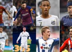 #10Year Challenge: How famous football players looked 10 years ago