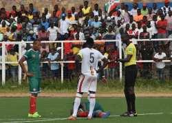 Burundi's Intambamurugamba U-20 beats Uganda Cranes U-17 by two to nil.