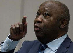 ICC acquits Ex-Ivorian leader, Laurent Gbagbo, of war crimes.
