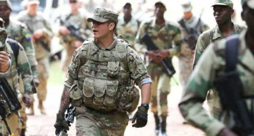 US deploys army to secure DRC election ahead of possible election protests.