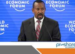 Ethiopia Emerges to be the First African Nation to host the World Economic Forum in 2020.