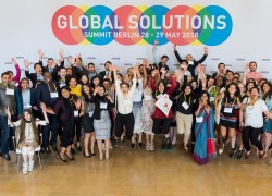 Young Global Changers, Global solutions summit fully funded to Berlin