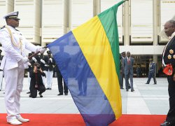Gabon: Ali Bongo is back in country after an attempted military coup.