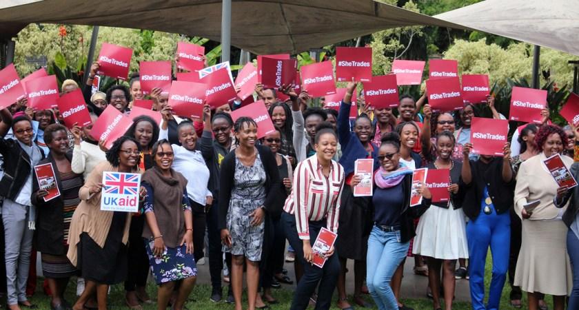 SheTrades in Commonwealth to advance women economic empowerment.