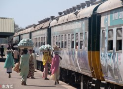 Nigeria's Chinese-built railway marks the accident-free 900 days .