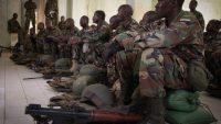 The draw-down of 1000 Burundi's AMISOM troops maintained despite Burundi's opposition.