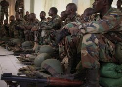 The draw-down of 1000 Burundi's AMISOM troops maintained despite Burundi's opposition.
