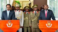Revelation: What was the real reasons of the Somalia's President visit in Burundi?