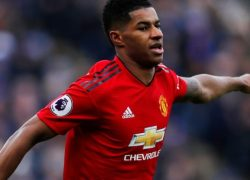 Marcus Rashford is in talks with Manchester United