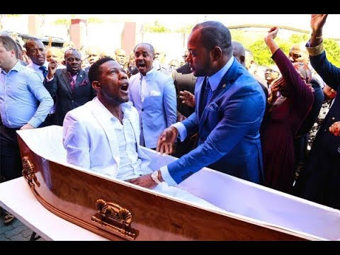 Controversial Pastor 'Mboro' Plans To Press Charges Against Pastor Lukau
