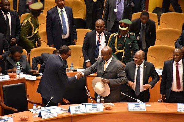 Will Paul Kagame EAC's Chairmanship help solve frosty ties between Rwanda, Burundi and Uganda?
