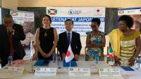 Japan and Burundi cooperation to cope with Food Insecurity.