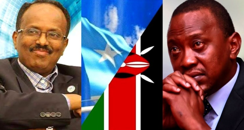 Somalia in standoff with Kenya: Somalia 'expels' all Kenyans, gives them 168 hours to leave.