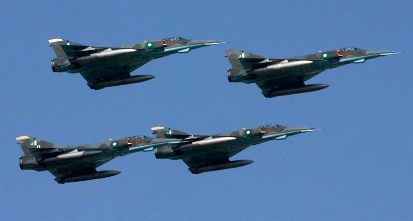 Brewing tensions: India strikes Pakistan, and Pakistan strikes back.