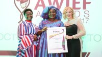 Africa Women Innovation and Entrepreneurship Forum Awards for women entrepreneurs.