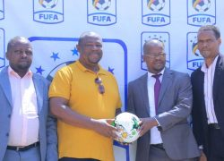Uganda Football Federation appointed Ghanaian Fabin kwesi as U-17 Head Coach