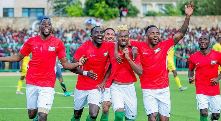 Burundi qualified for AFCON 2019 in Egypt after a drawn match with Gabon.