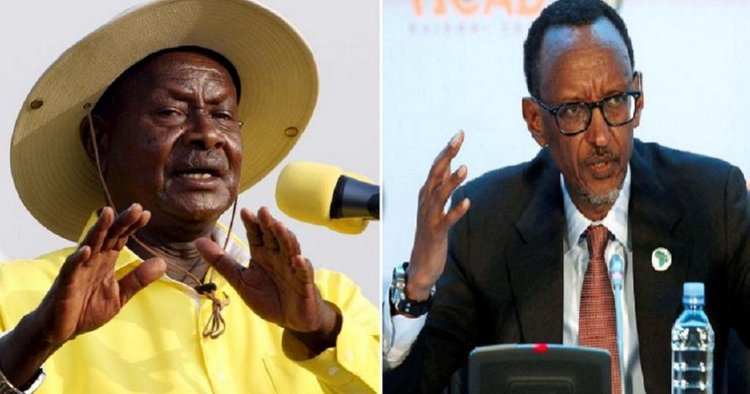 East African Community: 'Easygoing and less interested' in Uganda and Rwanda crisis.