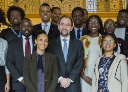 The 2019 UN OHCHR Fellowship Programme for people of African descent to be held in Geneva (fully funded)
