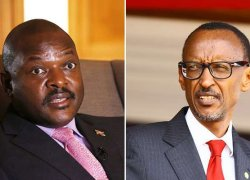 Rwanda tells its citizens not to cross into Burundi for security reasons.