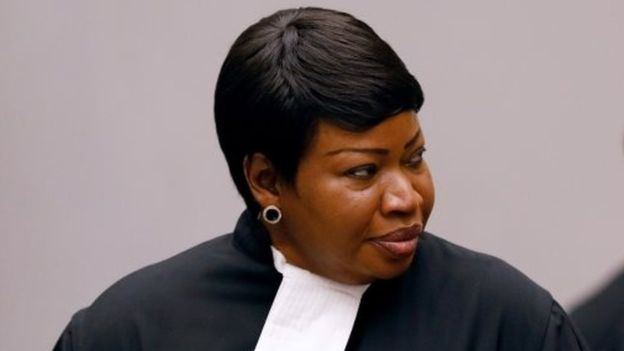United States revokes visa for ICC prosecutor Fatou Bensouda