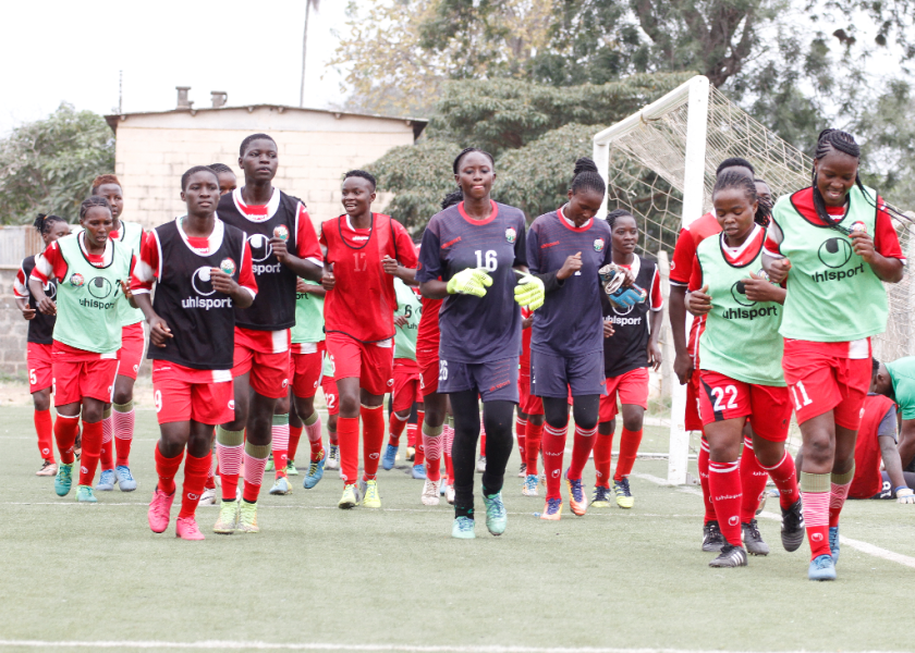 Best New Starlets 2020 2020 Olympics Games Qualifiers: Kenya's Provisional Squad for