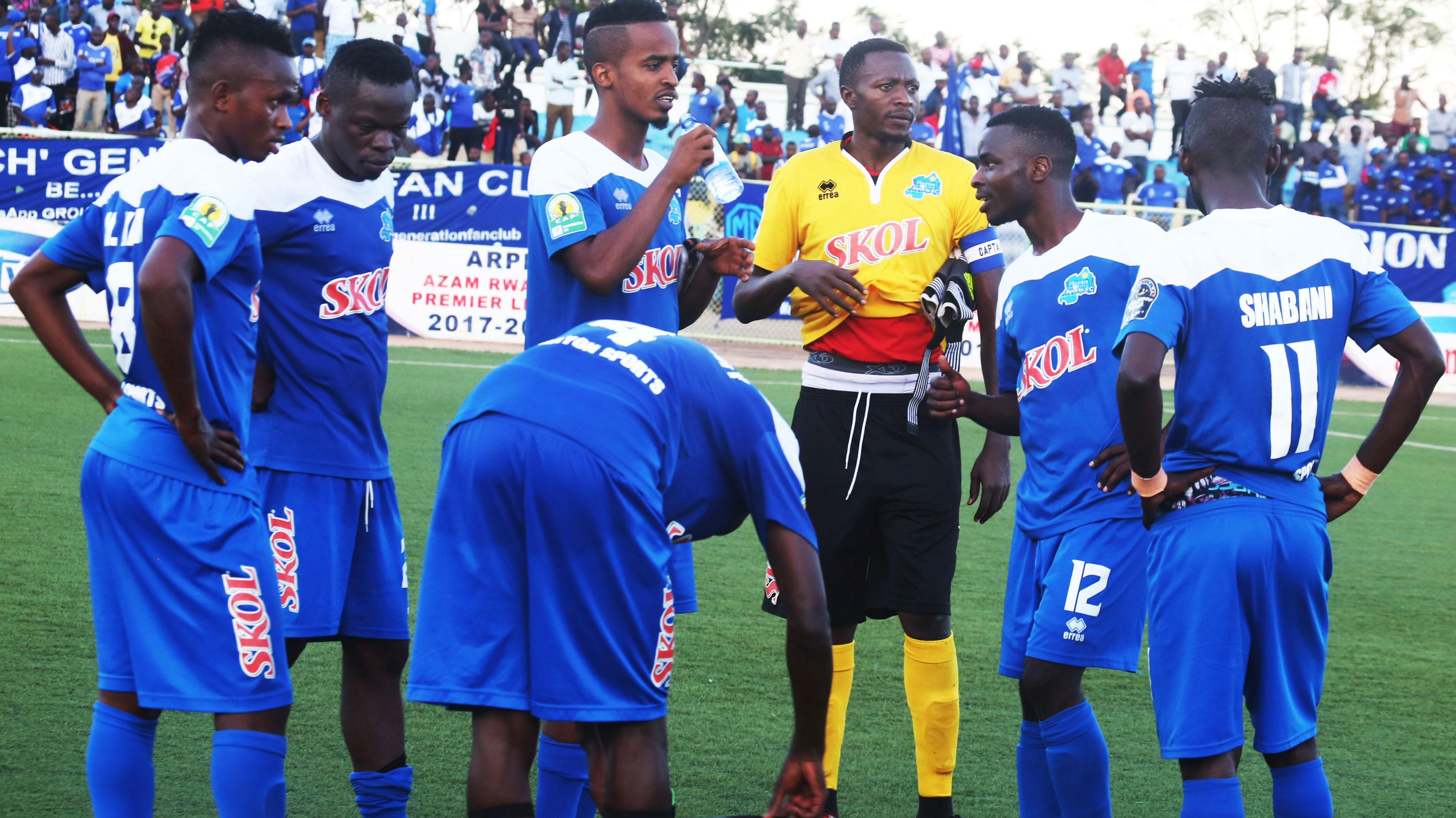 Agaciro Cup 2019: Rayon Sports to take on Mukura in the final ...
