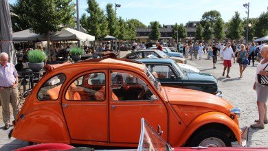 Photo of Oldtimershow op de Koemarkt