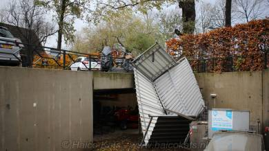 Photo of Veel schade door storm in de regio