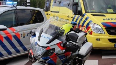 Photo of Botsing tussen personenauto's op Rijperweg (video)