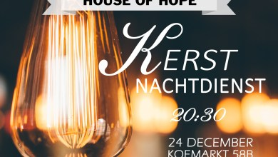 Photo of Kerstnachtdienst van House of Hope