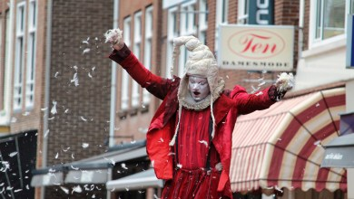 Photo of Reuring 2018 – Straattheaterdag in de binnenstad (impressie)